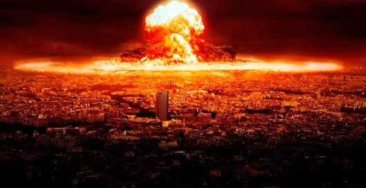 Сонник – Ядерный взрыв, значение сна