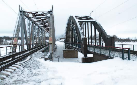 Сонник Железнодорожный мост. К чему снится Железнодорожный мост