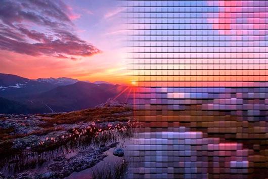 Сонник Пиксели. К чему снятся пиксели