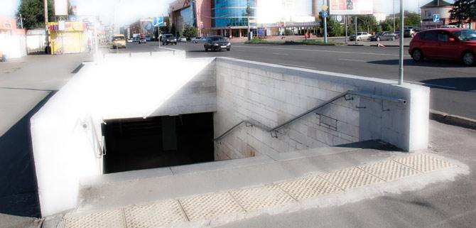 Сонник – Подземный переход. К чему снится Подземный переход