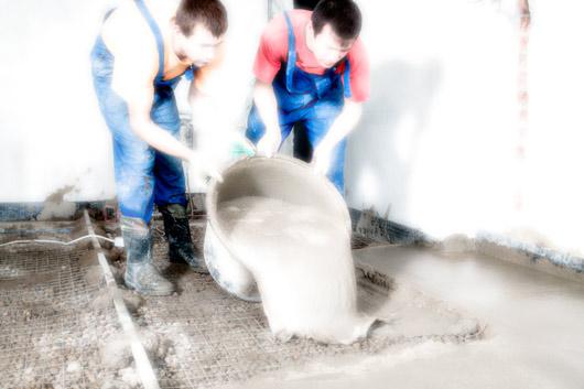 Сонник – Бетон, значение сна заливать бетон